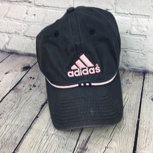 Adidas women's baseball hat adjustable OSFA